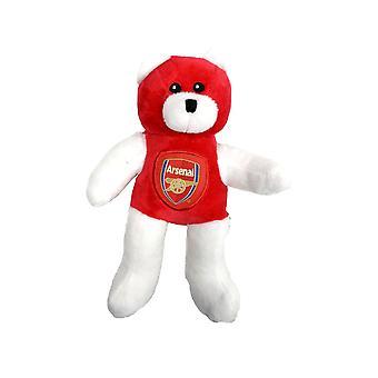 Arsenal FC Solid Bear Weiß Rot