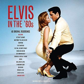 Elvis på 60-talet (Färgad vinyl)
