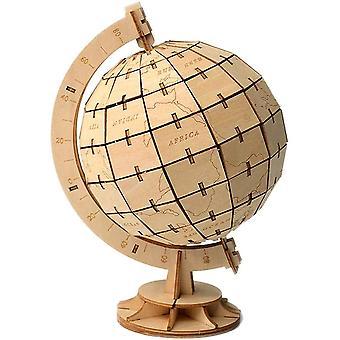 3D Holz puzzle für Erwachsene Holz Kugel Modell Puzzle mechanische Puzzles dt5989
