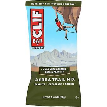 Clif Bar Sierra Trail Mix Org, Case of 12 X 2.4 Oz