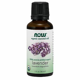Now Foods Organic Lavender Oil, 1 OZ
