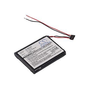 Batería para Garmin GPS 361-00043-01 4RL58983 Edge Explore 820 200 205 500 520