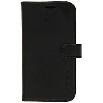 Spigen Carrying Case for Samsung Galaxy S6 - Black