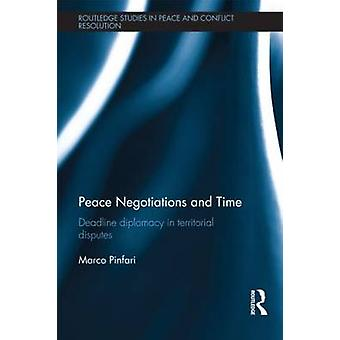 Peace Negotiations and Time