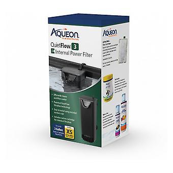 Aqueon Quietflow E Internal Power Filter - 3 Gallons