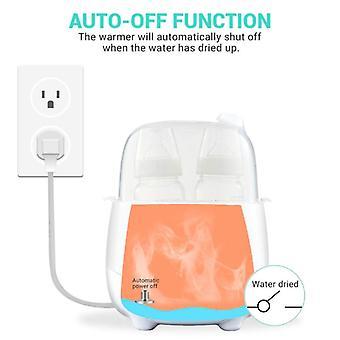 زجاجة الحليب أكثر دفئا المعقم سخان الذكي الحرارة الطفل زجاجة مدفأة | تدفئه