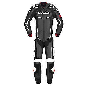スパイディ IT トラック 風プロ CE スーツ 黒/白 [Y120011]