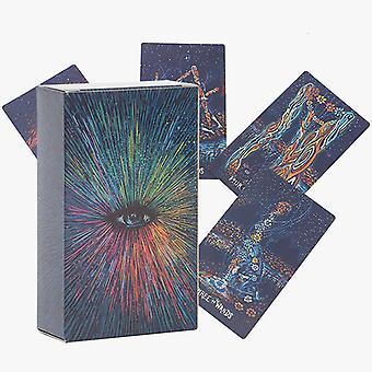 12 * 7 Prisma Tarot-prism Tarot Carte Oracle
