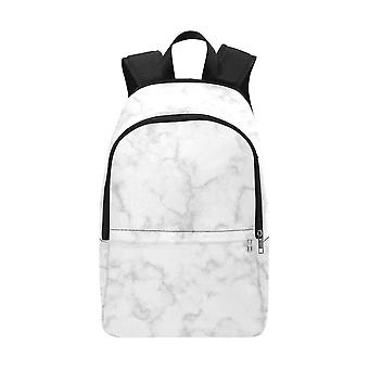 Laptop backpack-marble design