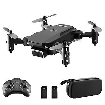 Double batterie S66 rc Drone avec télécommande