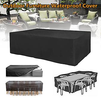 Mimigo Patio Furniture Set Cover Outdoor Sectional Sofa Set Covers Outdoor Table And Chair Set Covers Water Resistant