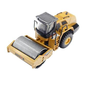Roller Construction Toys Static Model Simulation Construction Engineering Vehicle Models|Diecasts