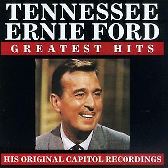 Tennessee Ernie Ford - Greatest Hits [CD] USA importeren