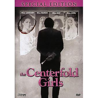 Centerfold Girls, the [DVD] USA import