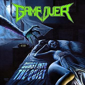 Game Over - Burst Into the Quiet [CD] USA import