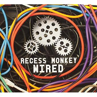 Recess Monkey - Wired [CD] USA import
