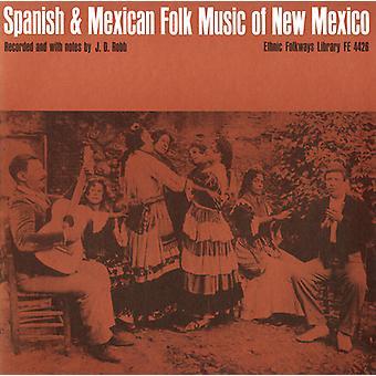 Spanska & mexikansk Folkmusik av New Mexico - spanska & mexikansk Folkmusik av New Mexico [CD] USA import
