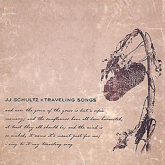 Jj Schultz - Traveling Songs [CD] USA import