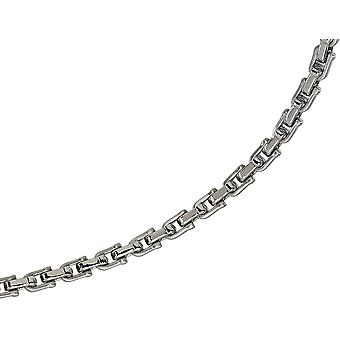 Mens Necklace in Stainless Steel 20 Inch