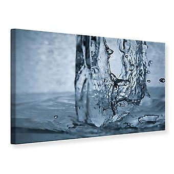 Canvas tulostaa veden Dynamics