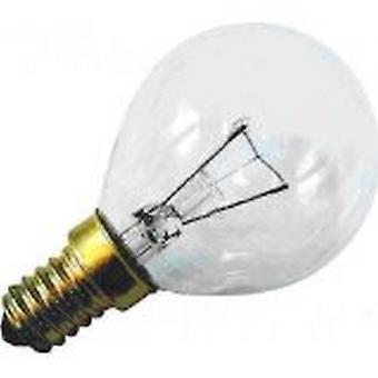 W4 240V 25W E14 Ampoule de boule de Golf