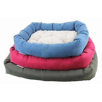 Pawise Cama Clasica Desenfundable Rojo (Dogs , Bedding , Beds)