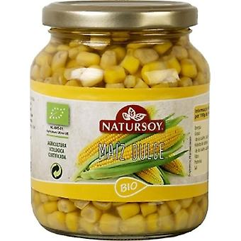 Natursoy Sweet Corn (large) 680 g (Diet , Healthy diet , Bio , Cans)