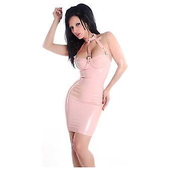 Westward Bound Josephine Latex Rubber Dress.