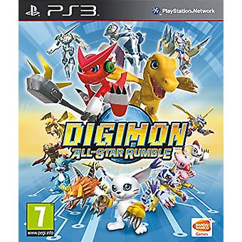 Digimon All-Star Rumble (PS3) - Factory Sealed