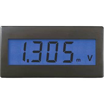 Digital rackmontert meter VOLTCRAFT DVM330B ±199.9 mV