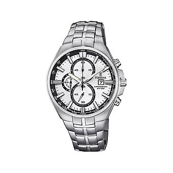 Festina - watches - men - F6862-1 - timeless chronograph - chronograph