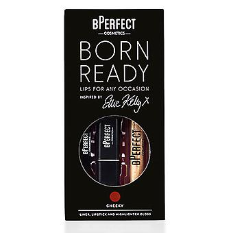 BPerfect Born Ready Lips For Any Occasion