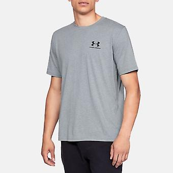 Under Armour Sportstyle Torace Sinistro T-Shirt - AW19