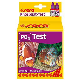 Sera Sera Phosphate-Test (PO4) (Fish , Maintenance , pH & Other Substance Test Strips)