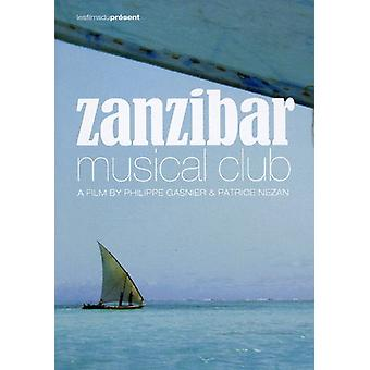 Zanzibar Musical Club [DVD] USA import