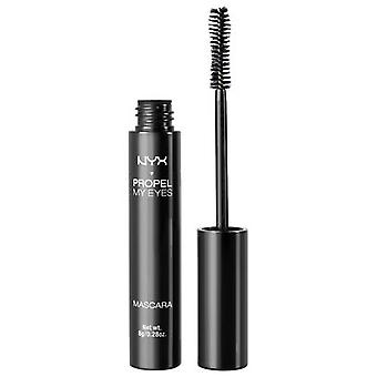NYX PROF. MAKEUP Propel My Eyes Mascara Jet Schwarz