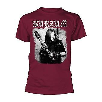 Burzum Anthology 2018 (Maroon) T-Shirt