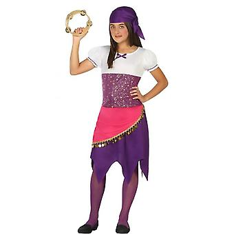 Pour enfants costumes filles Gypsy Girl Costume