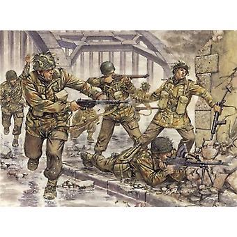 Italeri - 2nd maailmansodan Britannian Red Devils 1: 72 mittakaavassa