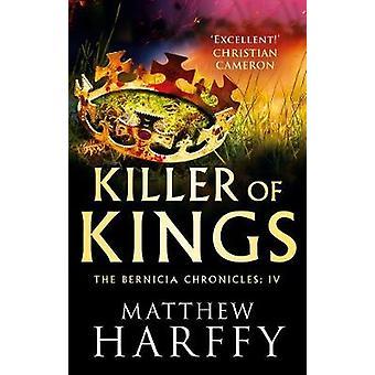 Zabójcy królów przez zabójca królów - 9781786696243 książki