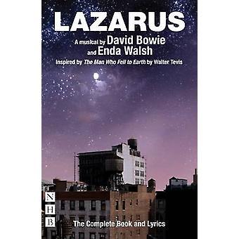 Lazarus - komplett bok och text av David Bowie - Enda Walsh - 9