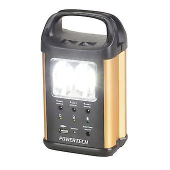 TechBrands Solar Recharge LED Light Kit