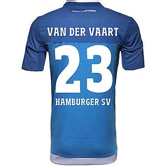 2015-16 Hamburg unna skjorte (van der Vaart 23) - Kids
