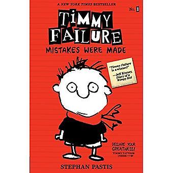 Fallimento di Timmy: Sono stati commessi