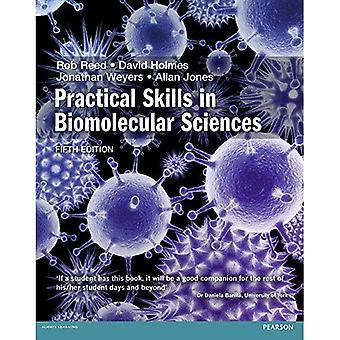 Compétences pratiques en sciences biomoléculaires