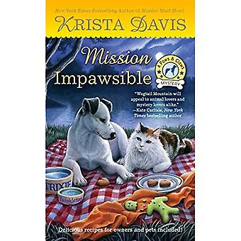 Mission Impawsible: A Paws & Claws Mystery