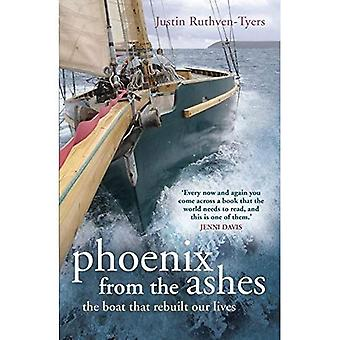 Fenice dalle ceneri: la barca che ha ricostruito la nostra vita