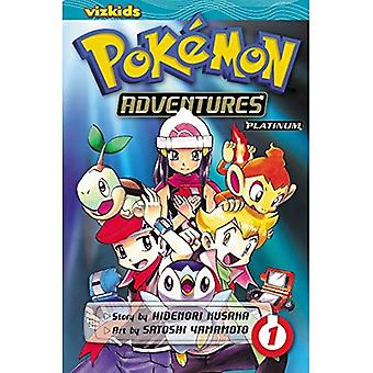 Pokemon eventyr Diamond og Pearl Platinum 1