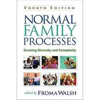 Normale familie processen: Toenemende diversiteit en complexiteit van