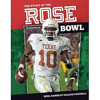Historien om Rose Bowl (skål spel av Collegefotboll)